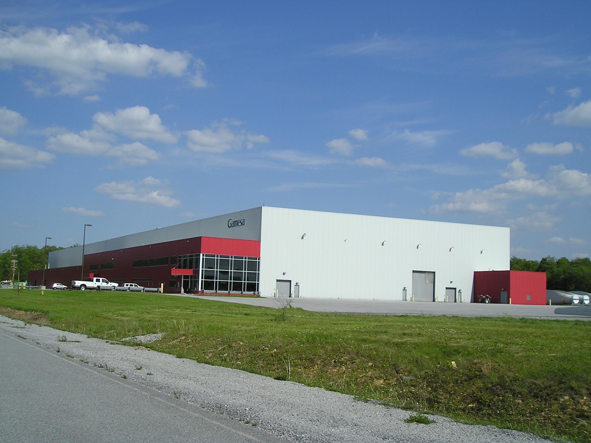 Gamesa Building
