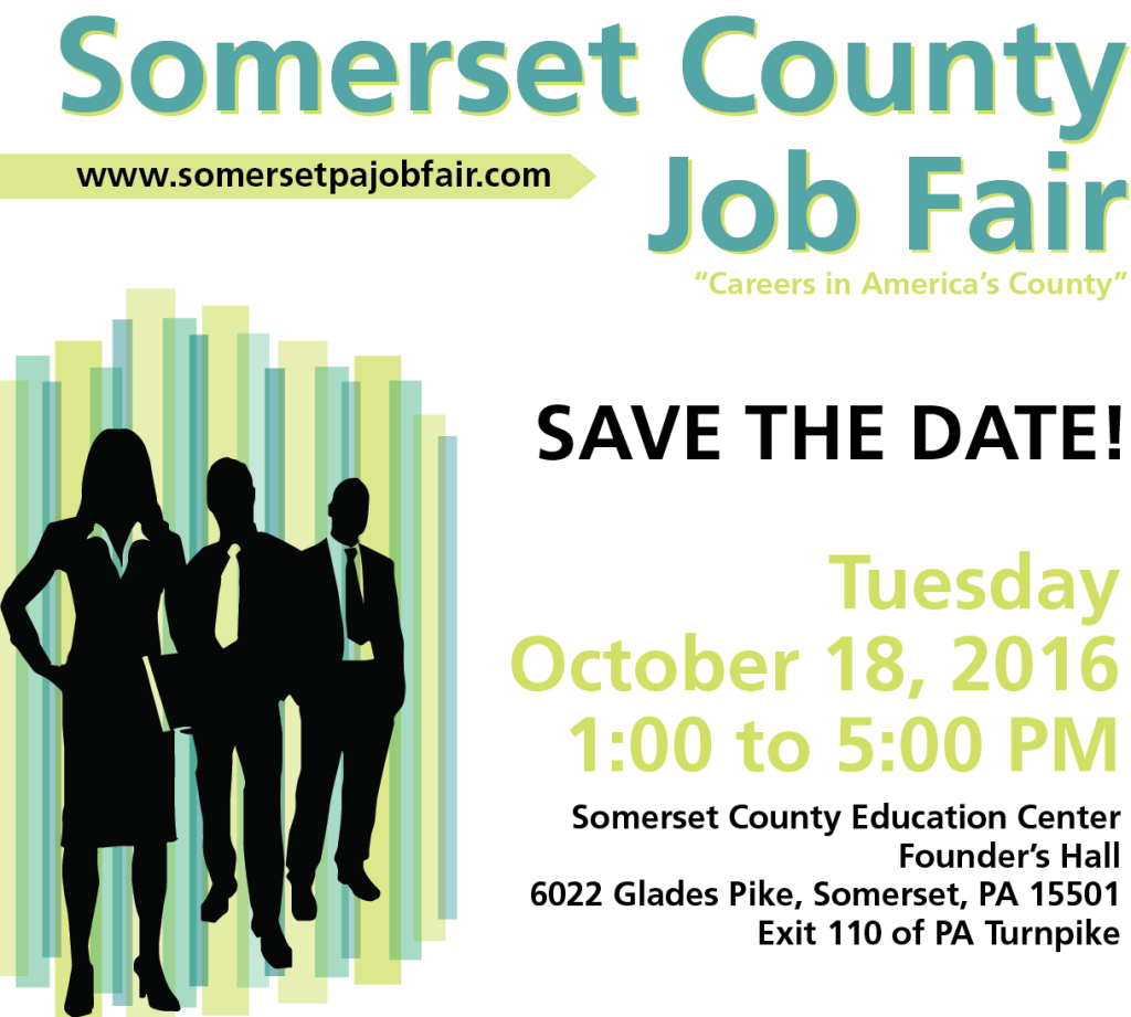 Somerset Job Fair, Save the Date